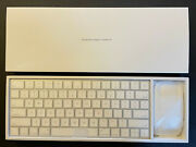 Compact Wireless Apple Keyboard And Magic Mouse