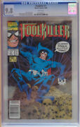 Foolkiller 1, Cgc = 9.8, Nm/m, Steve Gerber, 1990, More Marvel And Cgc In Store