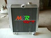 Aluminum Alloy Radiator Fits For Chevrolet Chevy Pick Up Truck At 1948-1954