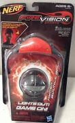 Nerf Firevision Fire Vision Hyper Bounce Ball Sports Glow Glowing Frames