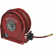 Reelcraft Compact Hose Reel - With 1/4in. X 15ft. Hose Model B3415 Olp