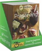 New Ball Blue Book Canning Preserving Cooking Guide Great Sale Free Shipping