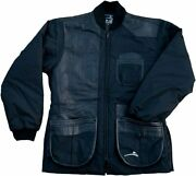 Peregrine, Wild Hare Cold Weather Insulated Coat, Black Leather, Right Hand,...