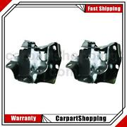 2 Marmon Ride Control Engine Mount Front Left Front Right For Gmc 2003-2017