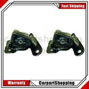 2 Marmon Ride Control Engine Mount Front Left Front Right For Jeep 2006-2007