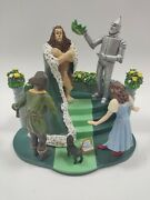 """Dept. 56 The Wizard Of Oz """"king Of The Forest"""" Ceramic Figurine"""