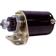 Electric Replacement Starter - Briggs And Stratton Single Cylinder Engine