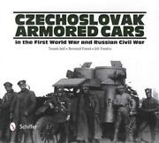 Czechoslovak Armored Cars Wwi And Russian Civil War Era Reference