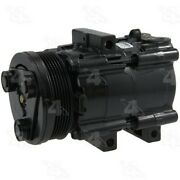 Four Seasons 57148 A/c Compressor For Select 97-01 Ford Models