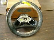 Nos Oem Ford 1992 1996 Truck F150 Leather Steering Wheel 1993 1994 1995 Bronco