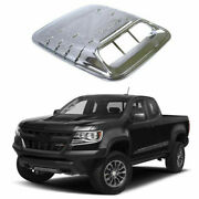 Ventilation Cover Vents Decorative Air Flow Intake Hood Universal Car Scoops