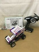 1rc Sprint 3.0 1/18th Scale 2wd Scale Competition Sprint Car 969686564855