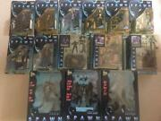 21 Bodies Spawn The Movie Ultra Action Figure And Other Sets
