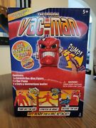 The Original Stretch Armstrong 14 Vac Man Hasbro With Pump New Action Figure