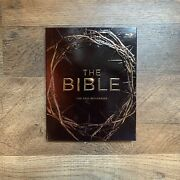 The Bible Blu Ray 2013 4-discs The Epic Miniseries All 10 Episodes