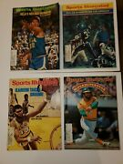 Huge Lot Of 1200+ Sports Illustrated Issues 1968-2000 Ex. Condition With Labels
