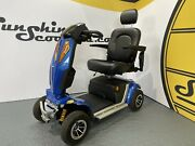 Monarch Vogue Xl Electric Mobility Scooter - Great Condition 8mph Suspension
