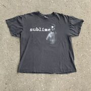 Vintage 1998 Sublime Shirt Faded 90s Skunk Records Long Beach
