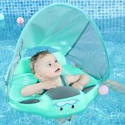 Inflatable Baby Floater Lying Swimming Ring Float Floats Pool Toys Swim Trainer