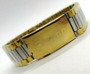Used Vintage Authentic Rado Wrist Watch Belt Made In Swiss For Menand039s.