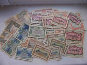 Ussr 1946-57 State Loan, Bond. 10, 25, 50, 100 Rubles. 100 Pieces In One Lot Set