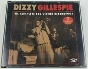 Dizzy Gillespie The Complete Rca Victor Recordings 2cds Set 1995 Bmg Music