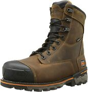 Pro Menand039s 8 Inch Boondock Composite-toe Waterproof Work And Hunt...