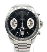 Tag Heuer Grand Carrera Calibre 17 Automatic Stainless Steel Watch Cav511b