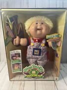Snacktime Kid Doll Cabbage Patch Kids collector's Item Only Not For Children