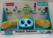 New Rollinand039 Rovee Fisher Price 190+ Songs 4 Levels Of Learning And Fun Ages 6m-5y