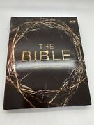 The Bible - The Epic Miniseries New 4-disc Set Blu-ray