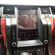12.1 Android Tesla Radio Screen Gps For Land Rover Range Rover Sport 2005-2009
