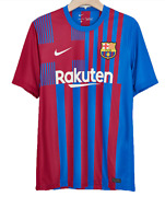 2021/22 Fc Barcelona Home Shirt Menand039s Football Jersey For Adult