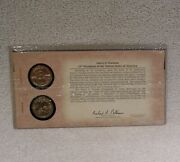 2015 Harry S. Truman First Day Cover Sealed Cello P53 Presidential Dollar