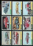 1964 And 1968 Topps Hot Rods 47 Cards Total