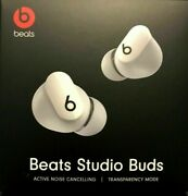 Beats Studio Buds – True Wireless Noise Cancelling Bluetooth Earbuds White