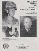 Gilmore Donald L-sel Papers Of General William Book New