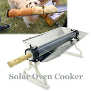 Portable Solar Oven Cooker Solar Oven Grill Outdoor Camping For Family Barbecue