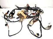 1971 B-body Complete Dash Wiring Harness Standard Gauges And A/c Charger Satellite