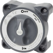 Blue Sea 3000 Hd-series Battery Switch Single Circuit On/off