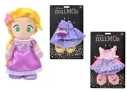 Nuimos Disney Plush Doll Rapunzel And 2 Costumes From Japan New