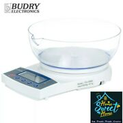 Scale Digital Kitchen Food Weight Balance Electronic Diet Lcd Postal Gram Coin