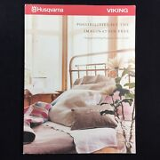 Husqvarna Viking Accessory User's Guide -sewing Embroidery Machines Groups 1-7