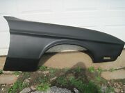 Vintage Nos 1973 Mustang Right Front Fender