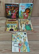 Vintage Arch Childrens Books Lot Of 5 1960s Bible Stories