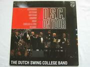 Dutch Swing College Band Dsc On Tour Lp Philips 6375320 Ex/ex 1981 Made In Holla