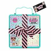 Lol Surprise Deluxe Present Surprise With Limited Edition Doll And Pet Teal -...