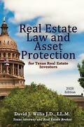 Real Estate Law And Asset Protection For Texas Real Estate Investors - 2020 Edi...
