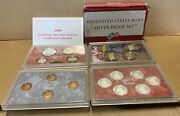 2009-s Us Mint 18 Coin Silver Proof Set With Coa