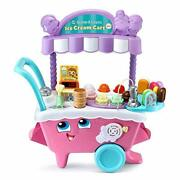 Leapfrog Scoop And Learn Ice Cream Cart Deluxe Frustration Free Packaging
